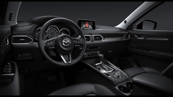 2018 Mazda CX-5 AWD Sport interior