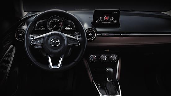Mazda 2 Premium Series 2019 Interior