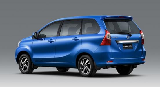 Toyota Avanza 2018 side