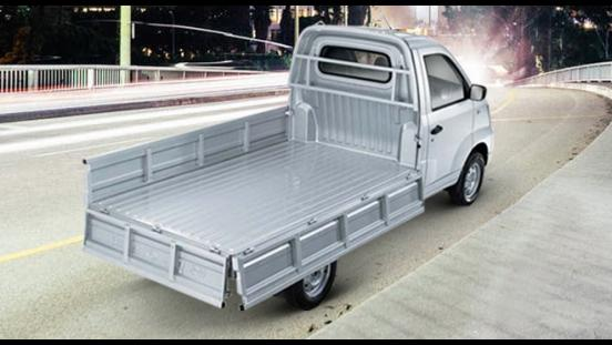 BAIC Freedom Single Cab Bed