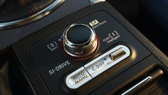 2019 Subaru WRX STI SI-Drive