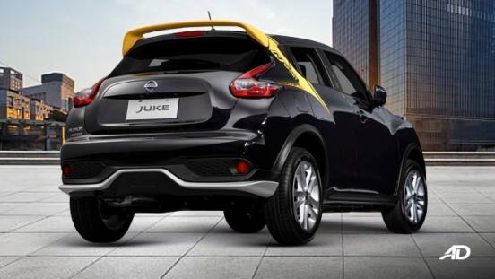 2019 Nissan Juke N-Sport rear