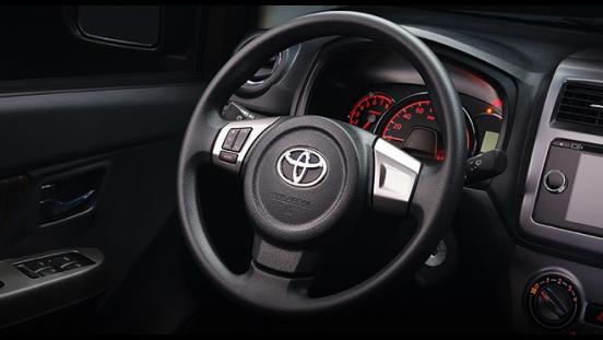 Toyota Wigo 2018 steering wheel