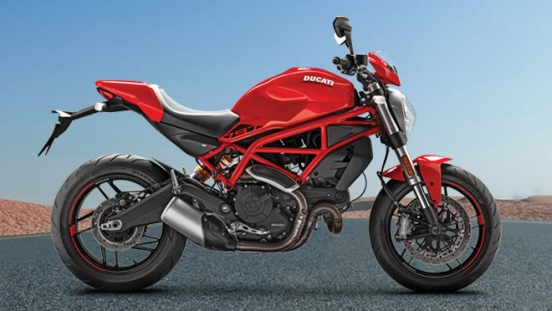 Ducati Monster 797 Plus