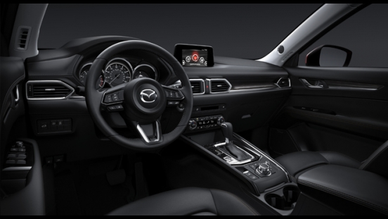 2018 Mazda CX-5 AWD Sport interior