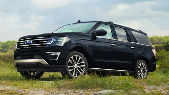 2019 Ford Explorer exterior front Philippines