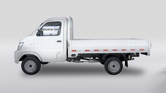 BAIC Freedom Utility Vehicle Single Cab side Philippines