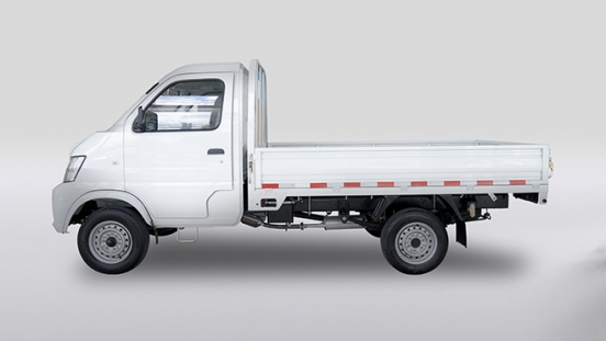 BAIC Freedom Utility Vehicle Single Cab side Philippines