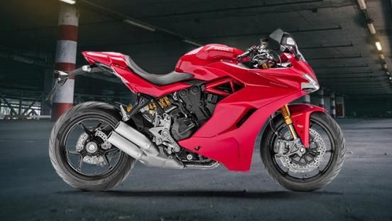 Ducati Super Sport S