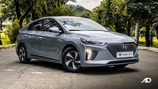 Hyundai Ioniq Hybrid Philippines