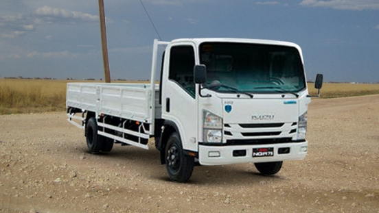 Isuzu QKR77 Dropside Body