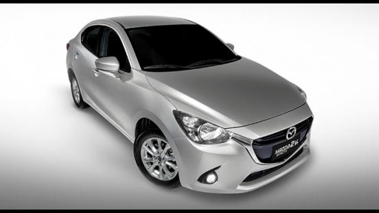 Mazda 2 V+ Exterior