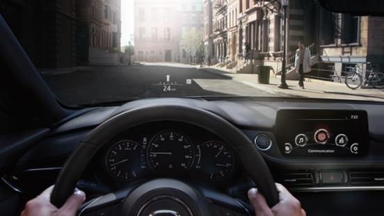 Mazda 6 Wagon interior dashboard Philippines