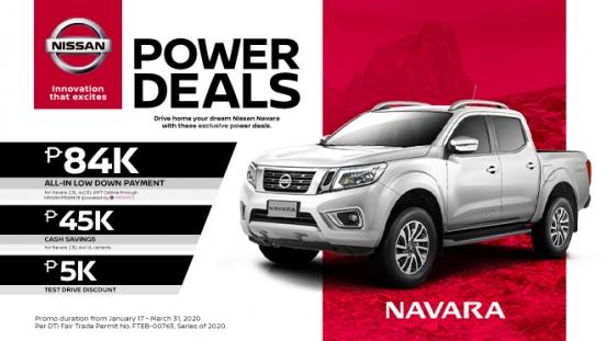 Nissan Navara exterior front Philippines