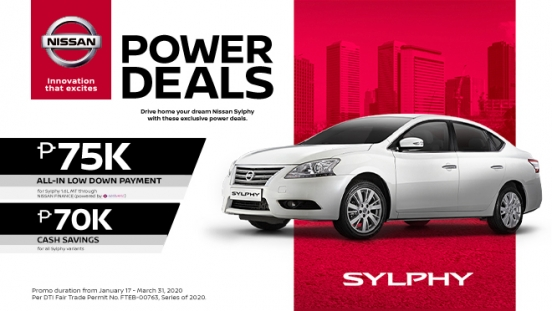 Nissan Sylphy exterior front Philippines