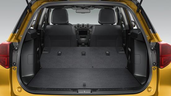 Suzuki Vitara interior cargo Philippines