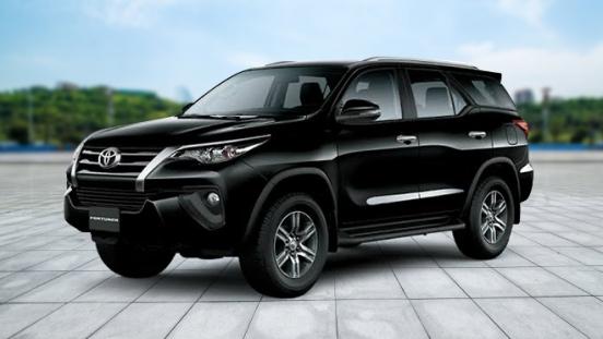 Toyota Fortuner G Dsl AT