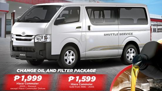 Toyota Nueva Ecija Oil-in Philippines