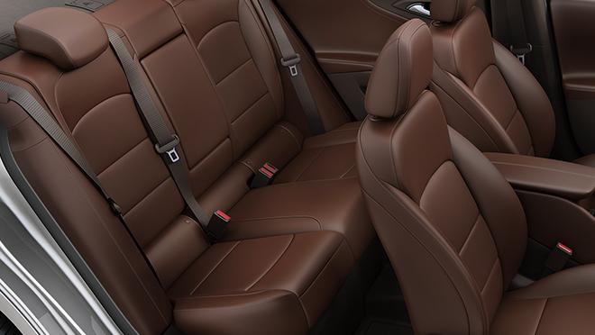 2019 Chevrolet Malibu interior seats Philippines