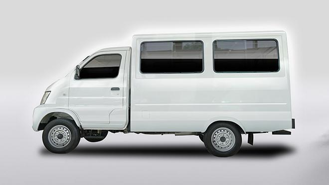 2020 BAIC Passenger body side Philippines
