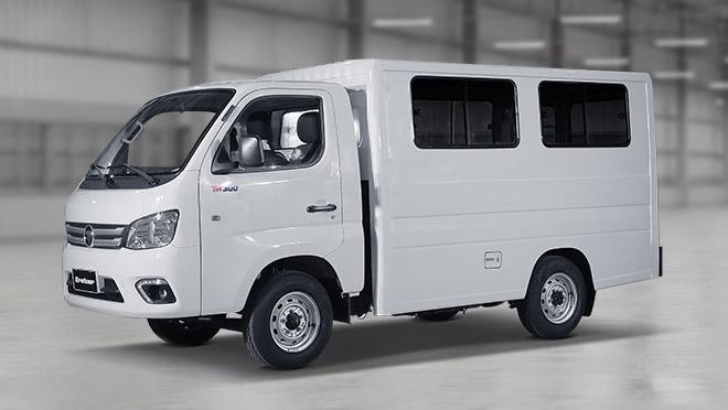 2020 Foton Gratour TM300 MPV Philippines