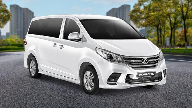 2020 Maxus G10 white Philippines