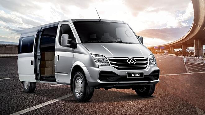 2020 Maxus V8 exterior Philippines