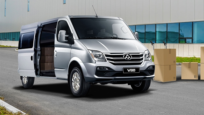 2020 Maxus V8 Philippines