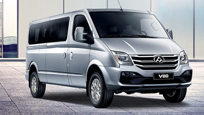 2020 Maxus V80 exterior front