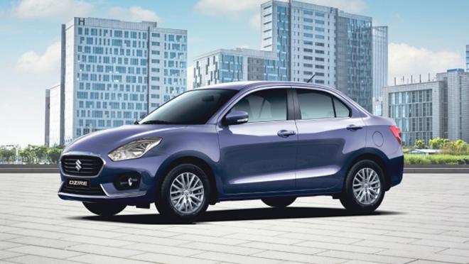 2020 Suzuki Dzire exterior side Philippines
