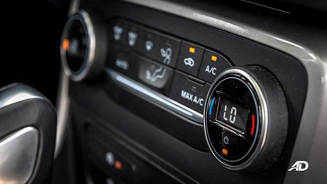 2021 Ford EcoSport interior climate control Philippines