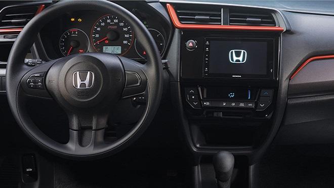 2021 Honda Brio interior dashboard Philippines