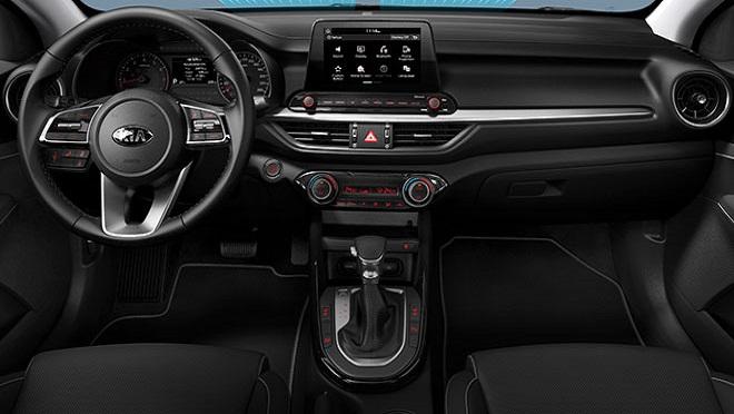 2021 Kia Forte interior dashboard front Philippines