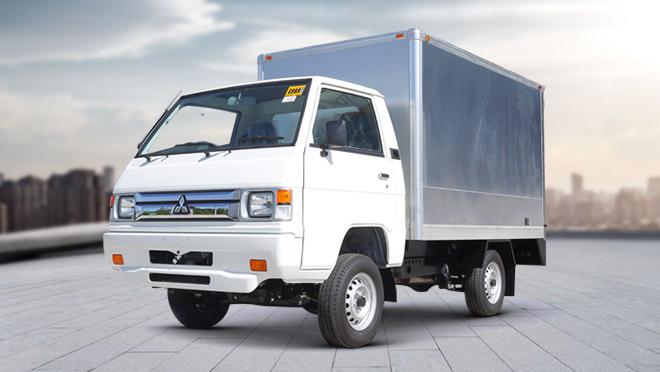 2021 L300 Aluminum exterior Philippines
