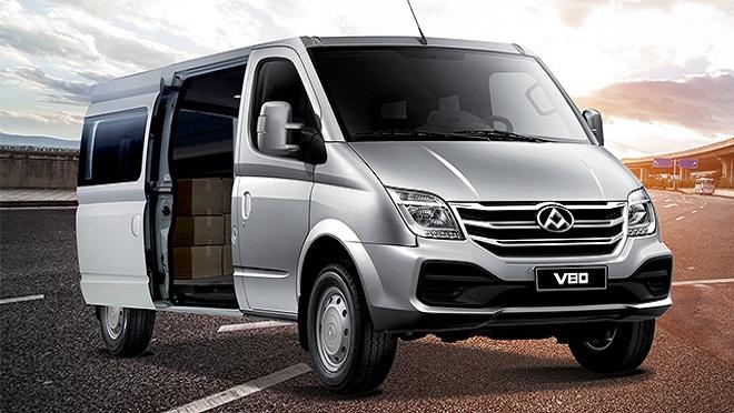 2021 Maxus V80 Tranport exterior Philippines