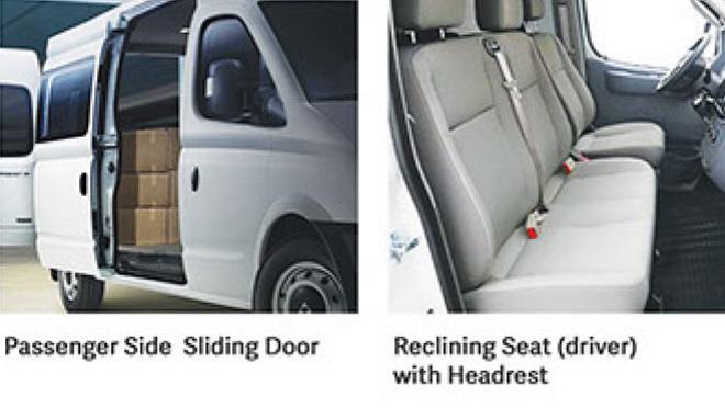 2021 Maxus V80 Tranport interior cargo Philippines