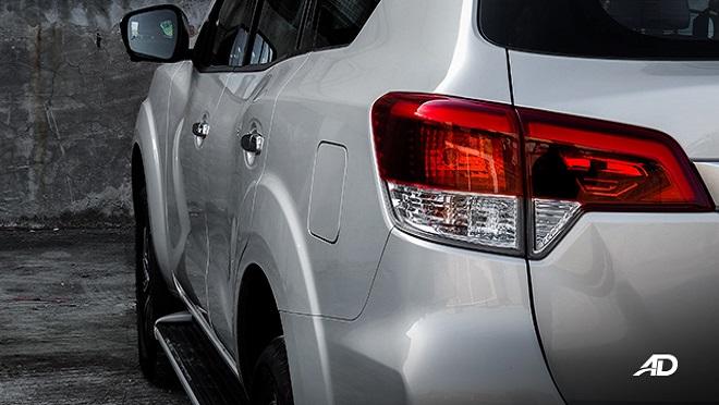 2021 Nissan Terra exterior rear light Philippines