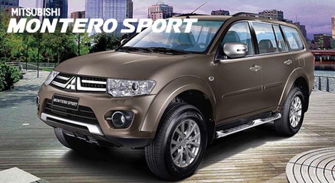 Mitsubishi Montero Sport AllIn Downpayment Promo - Mitsubishi promotions