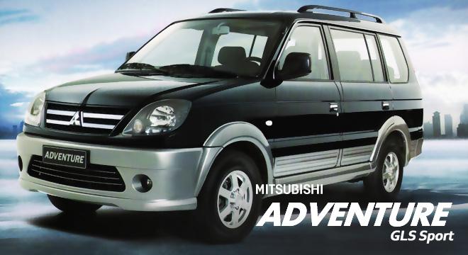 Mitsubishi Adventure GLS Sport P Low Monthly Promo - Mitsubishi promotions