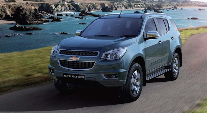 Own a Chevrolet Trailblazer 4 x 2 LT for P31,019 a Month at 0% Interest. | Autodeal.com.ph