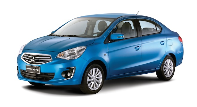 Own A Mitsubishi Mirage G4 GX MT P46,000 All-In