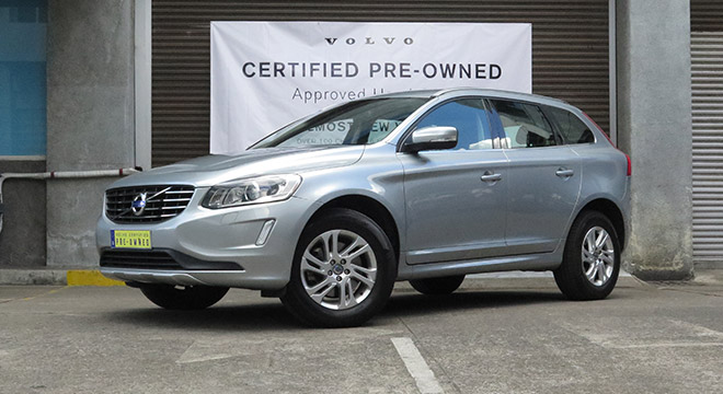 certified pre owned 2012 volvo xc60 t5 for only p2 8 million. Black Bedroom Furniture Sets. Home Design Ideas