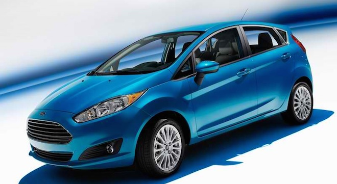 ford fiesta hatchback trend at with a p16 000 all in downpayment promo. Black Bedroom Furniture Sets. Home Design Ideas