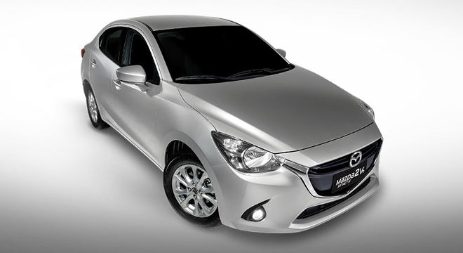 mazda2 skyactiv v+ with a p79,000 all-in downpayment promo