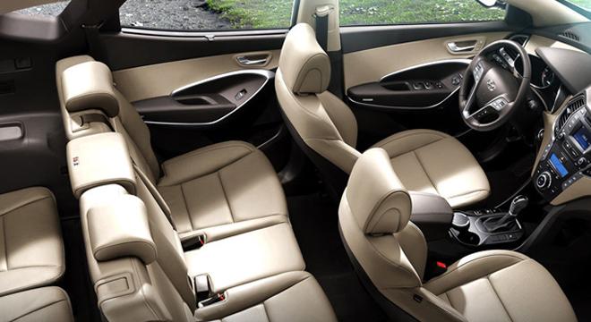 Hyundai Santa Fe 2.2 AT with P211,000 Low Downpayment ...