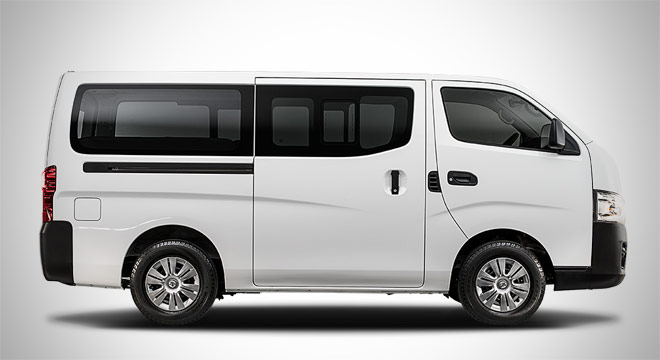Nissan NV350 Urvan 15-seater with a P149,000 All-in ...