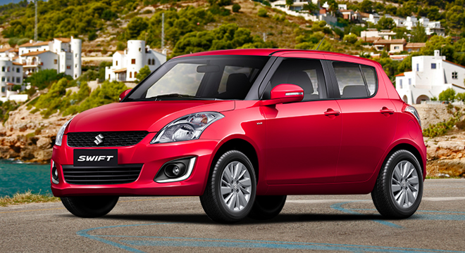Suzuki Swift Downpayment And Monthly