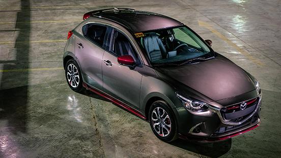 Mazda 2 Premium Series 2019