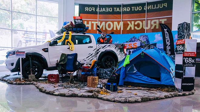 Ford Ranger Truck Month