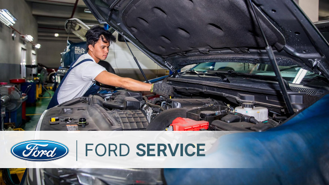 Ford Out of Warranty Super Saving Package